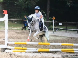 Lori e Gilly Riding